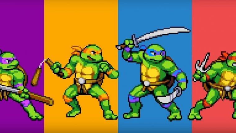 Teenage Mutant Ninja Turtles: Shredder's Revenge ganha trailer de gameplay