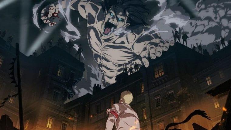 Temporada final de Attack on Titan ganhará uma segunda parte