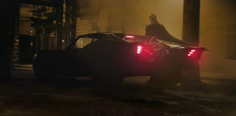 The Batman | Batmóvel surge em novas imagens
