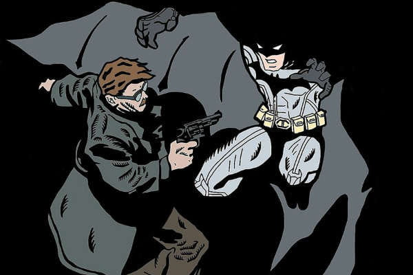 The Batman | Filme pode ser baseado em HQ Clássica de Frank Miller