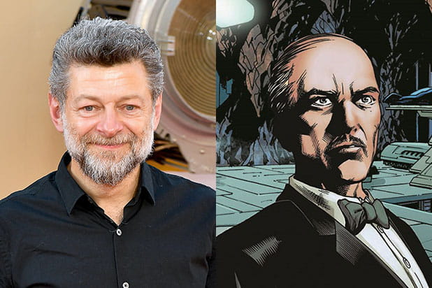 The Batman | Matt Reeves confirma Andy Serkis como Alfred