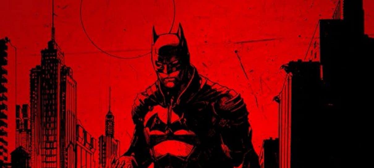 The Batman   Matt Reeves divulga logo e arte