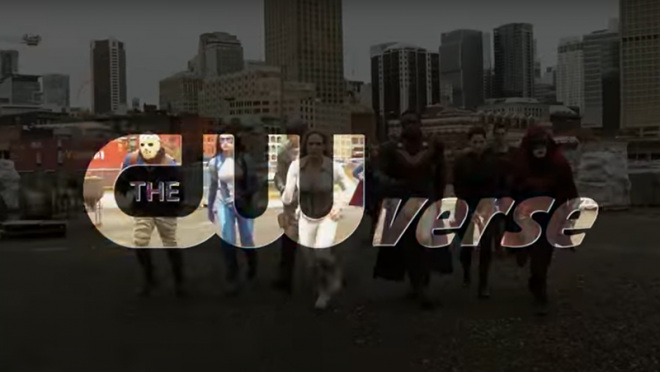 The CW anuncia o CWverse, o universo de séries de heróis do canal