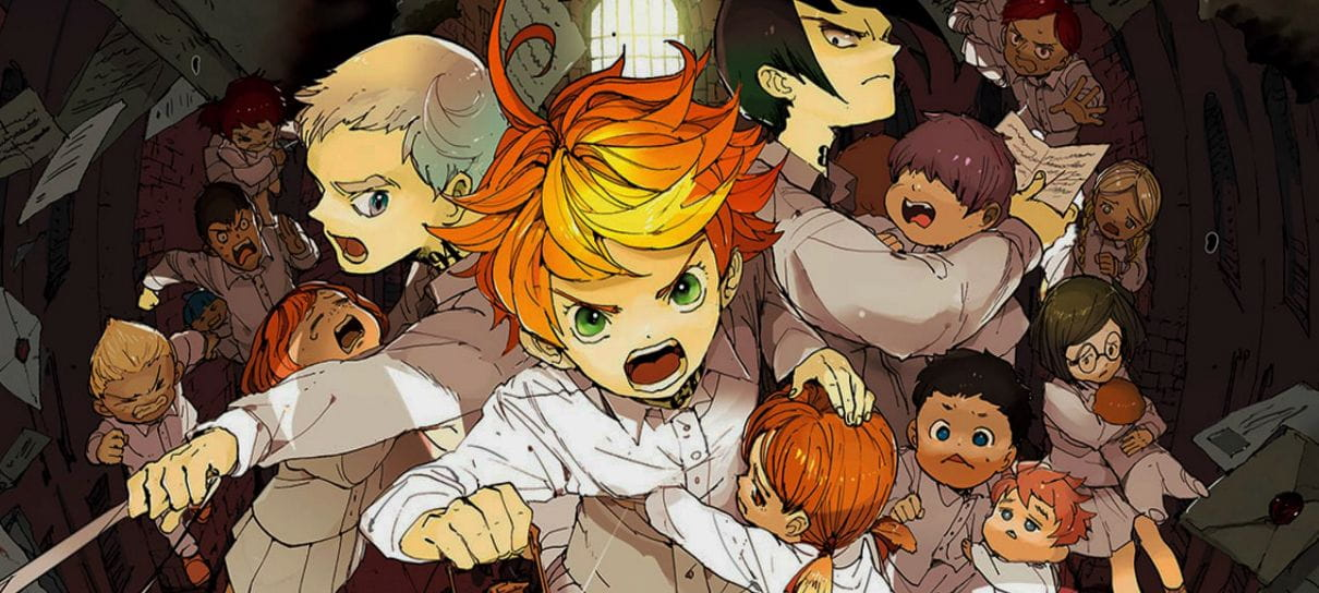 The Promised Neverland | Amazon desenvolve série live-action