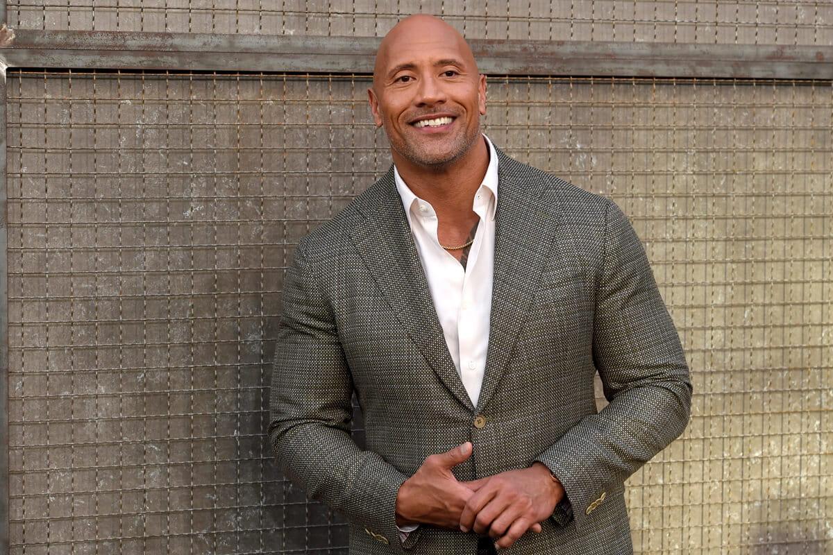 The Rock agradece a Deus por ele e sua família estarem bem depois do contagio do coronavírus