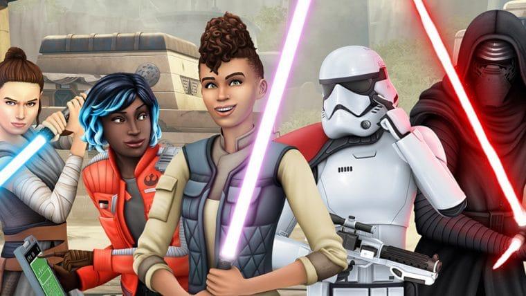 The Sims 4 | Game ganha pacote de Star Wars, chamado Jornada para Batuu