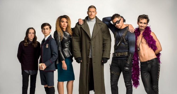 The Umbrella Academy | Segunda temporada ganha data de estreia
