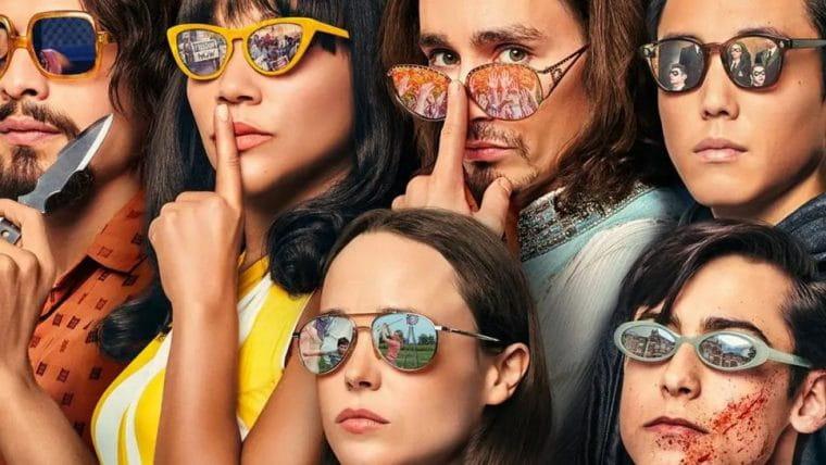 The Umbrella Academy | Segunda temporada ganha trailer com fim do mundo anunciado