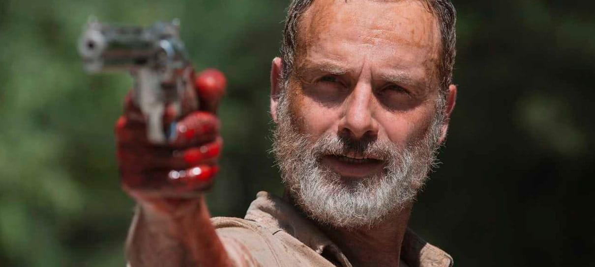 The Walking Dead | Gravações dos filmes estão paralisadas