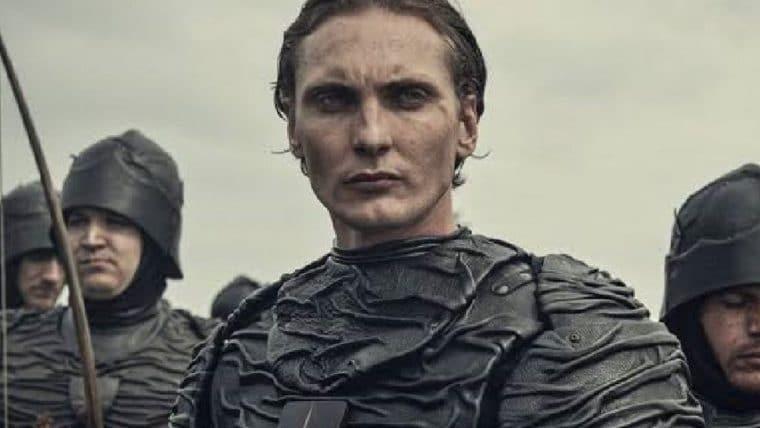 The Witcher | Foto de bastidores revela novo visual da armadura de Nilfgaard