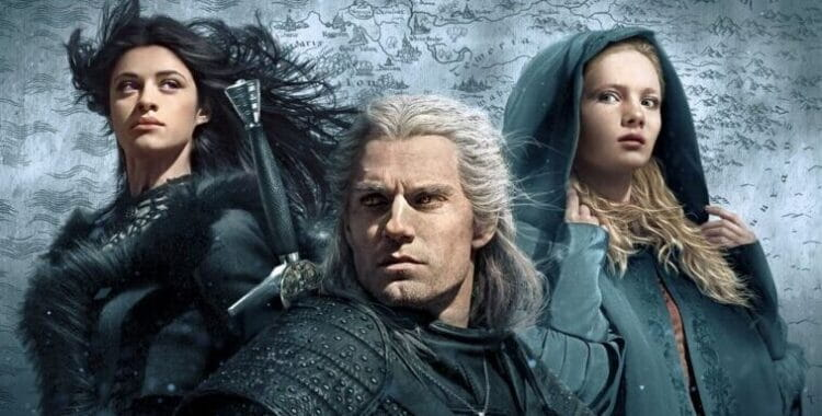 The Witcher ganha novo cartaz incrível, confira
