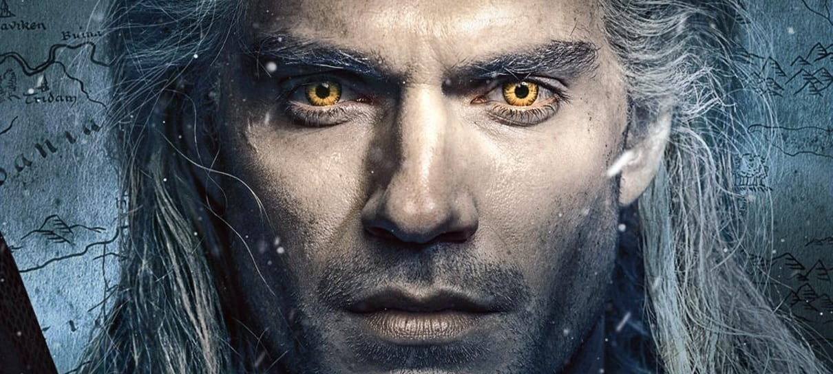 The Witcher | Personagens ganham pôsteres individuais incríveis, confira