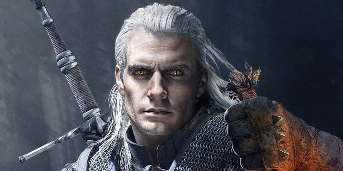 The Witcher vai virar anime pela Netflix
