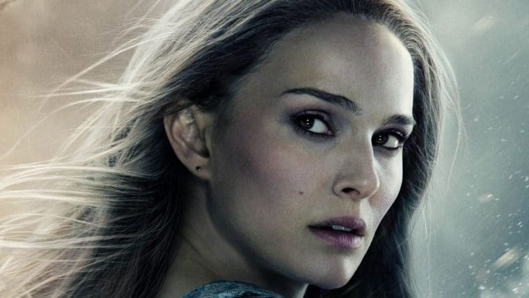 Thor: Love and Thunder | Natalie Portman fala sobre Jane Foster
