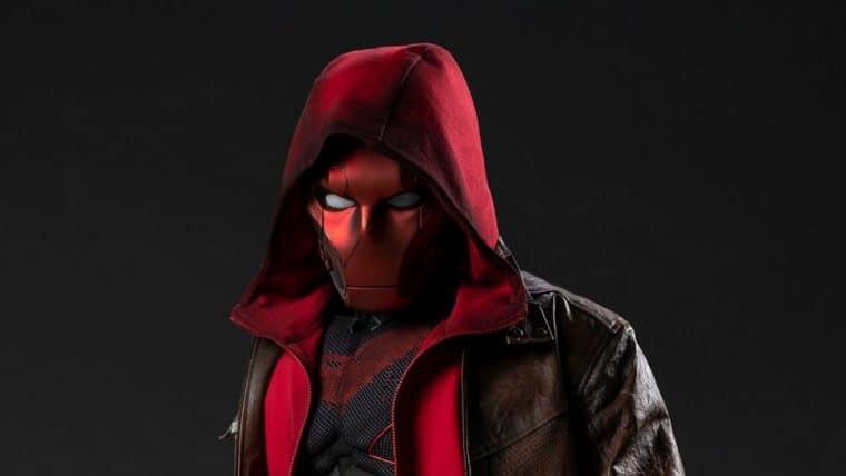 Titãs | Jason Todd aparece como Capuz Vermelho em imagens, confira