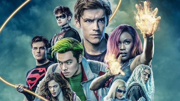 Titãs | Segunda temporada ganha pôster promo com heróis e Exterminador
