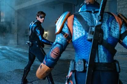 Titãs | Dick Grayson lutará como Asa Noturna no último episódio da temporada