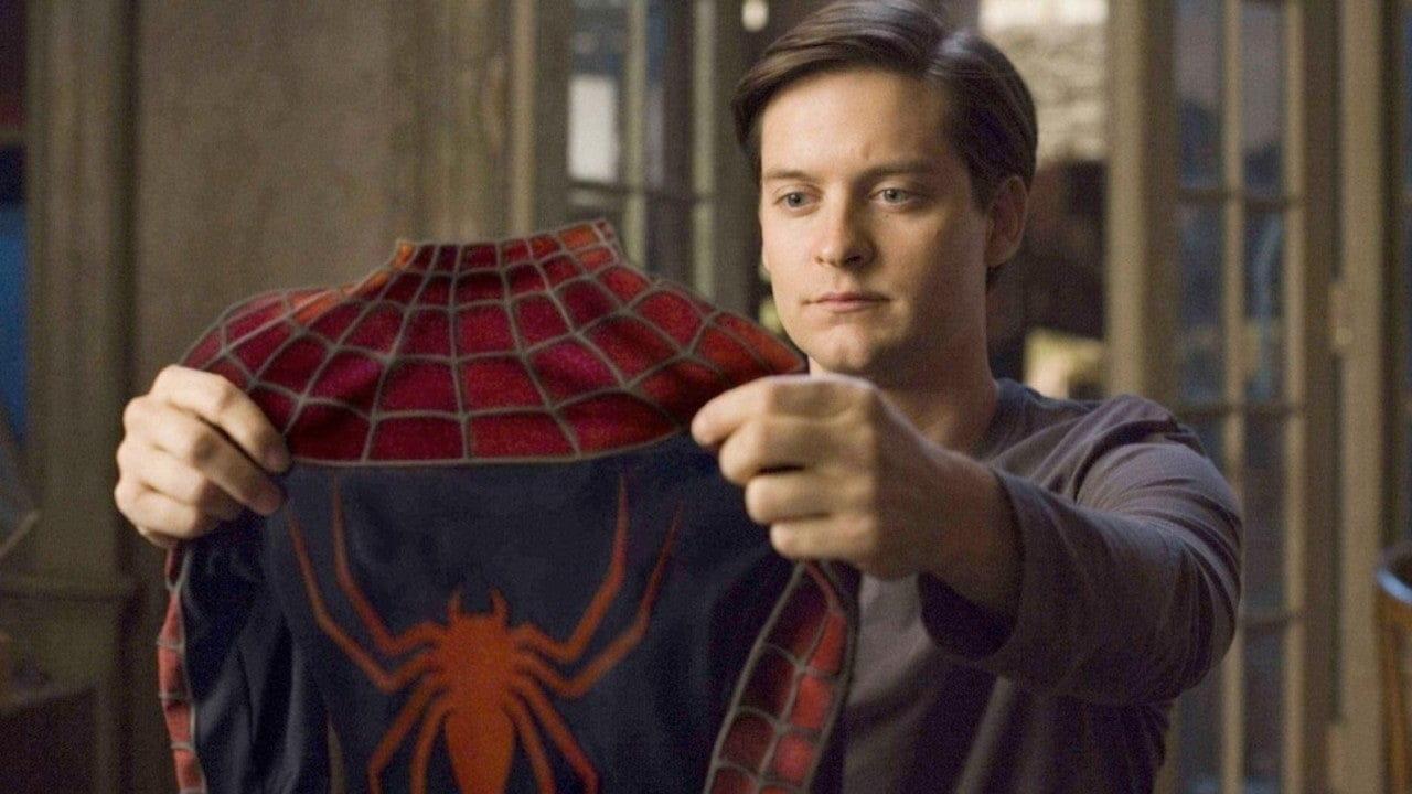 Tobey Maguire, Andrew Garfield e Tom Holland estarão juntos em Homem-Aranha 3, diz site.