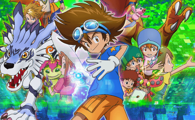 Toei Animation anuncia pausa em One Piece e Digimon Adventure