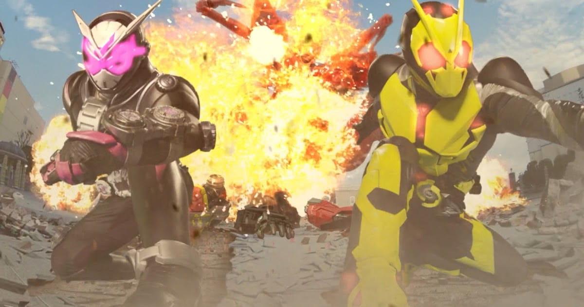 Toei lança filme de Kamen Rider gratuitamente no YouTube