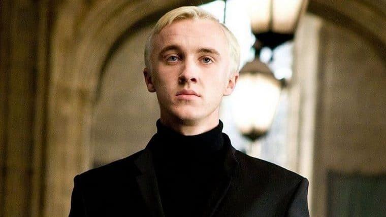Tom Felton planeja reunião com o elenco de Harry Potter