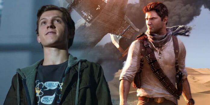 Tom Holland afirma que adaptação de Uncharted terá base no Quarto Game