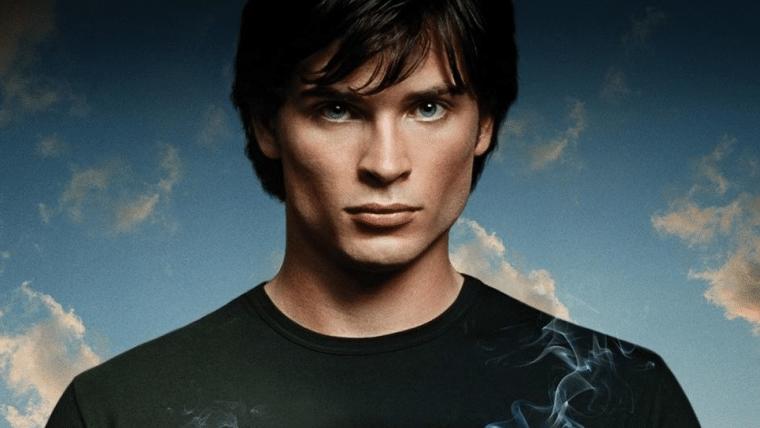Tom Welling vai voltar ao papel de Superman no crossover do Arrowverse