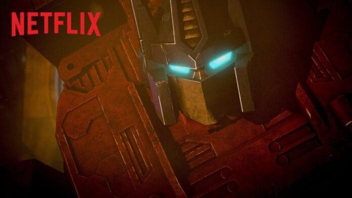 Transformers   Série da Netflix ganha trailer