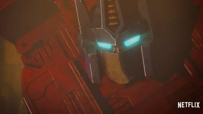 Transformers: War For Cybertron Trilogy | Netflix lança trailer de nova animação