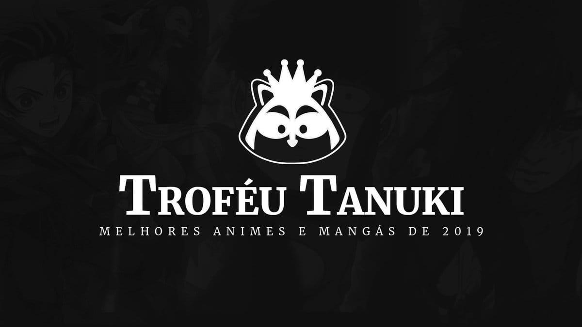 Troféu Tanuki | Acontece a 1ª Edição da premiação de Animês e Mangás