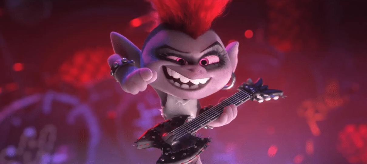 Trolls 2 | Filme pode indicar nova tendência para o cinema com lançamento digital