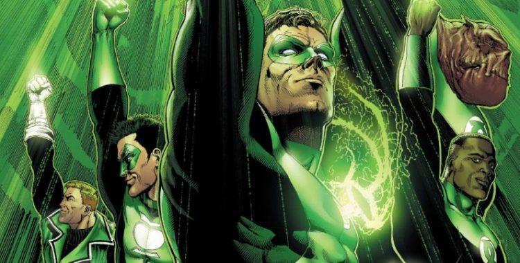 Tropa dos Lanternas Verdes | Roteiro fica pronto ainda esse ano