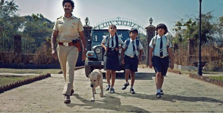 Typewriter | Série original indiana da Netflix é comparada a Stranger Things