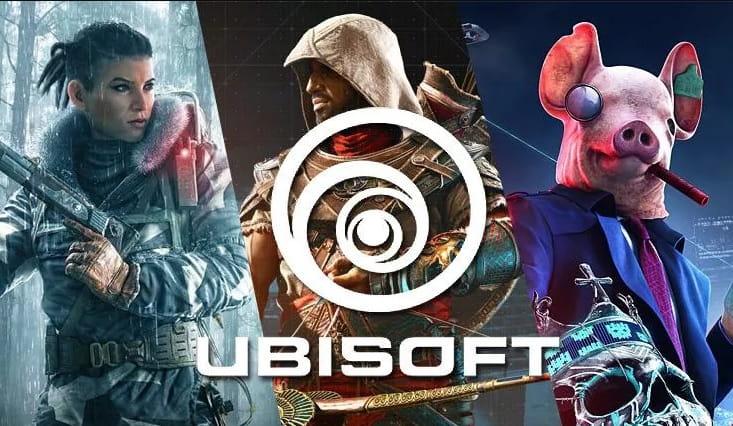 Ubisoft anuncia mês com vários jogos gratuitos