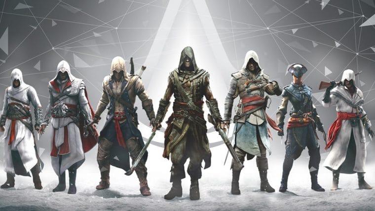 Ubisoft confirma Assassin's Creed Infinity, novo jogo da franquia