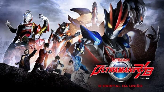 Ultraman R/B chega na plataforma Cinema Virtual