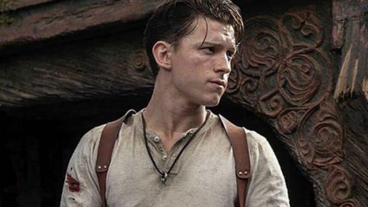 Uncharted | Filme ganha foto mostrando Tom Holland como Nathan Drake
