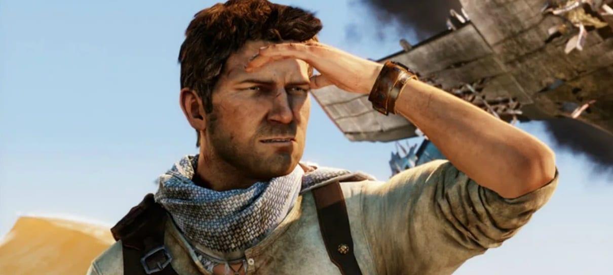 Uncharted | Gravações do filme são suspensas pela Sony