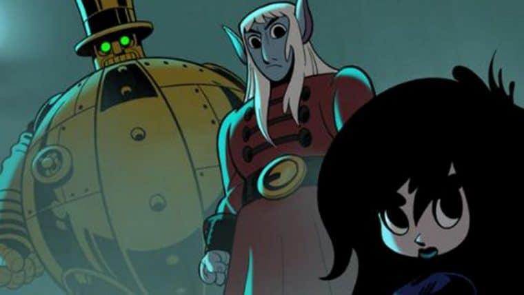Unicorn: Warriors Eternal | Nova animação do criador de Samurai Jack ganha primeira imagem