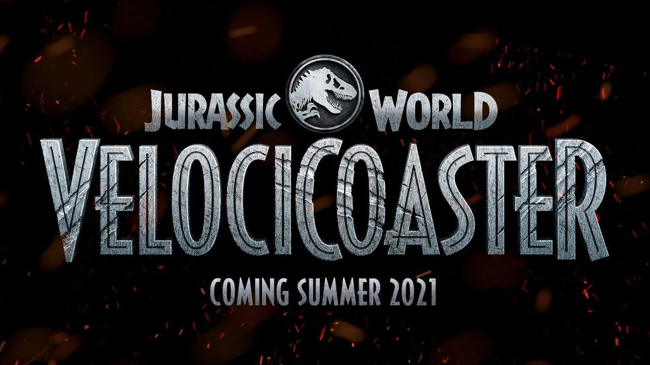 Universal Orlando tem montanha-russa inspirada em Jurassic World