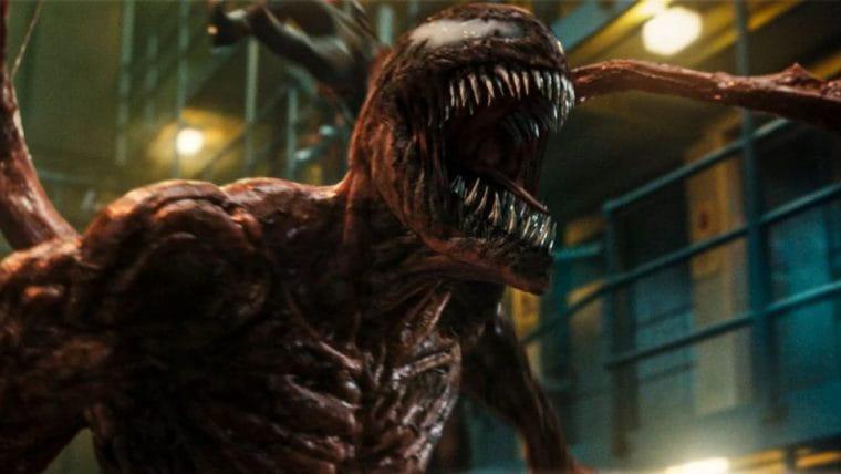 Venom: Tempo de Carnificina é adiantado em duas semanas nos EUA