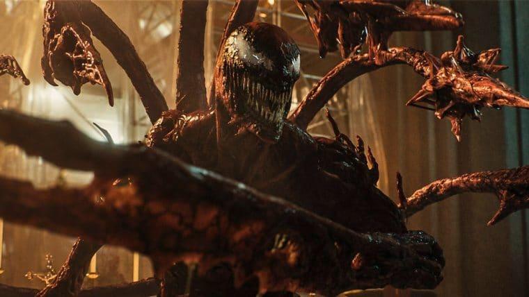 Venom: Tempo de Carnificina | Filme ganha teaser ficado em Cletus Kasady