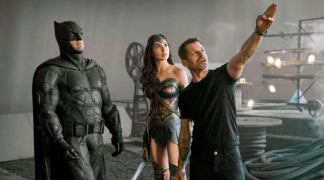 Versão de Zack Snyder para a Liga Da Justiça pode sair
