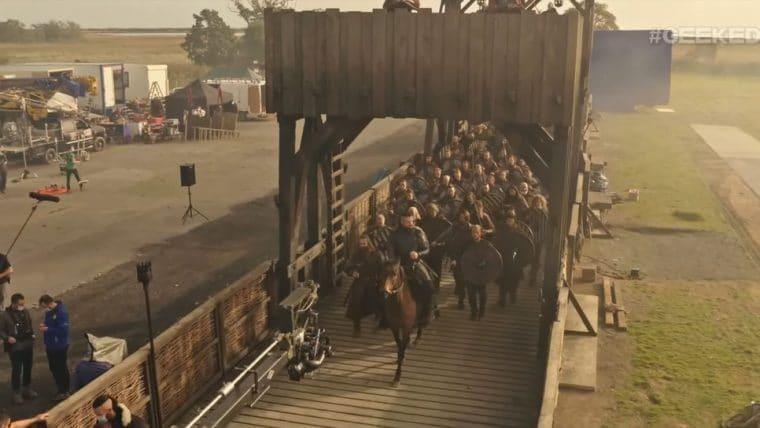 Vikings: Valhalla   Netflix divulga vídeo de bastidores