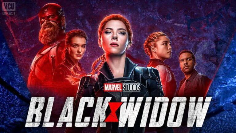Viúva Negra | Elenco estampa a capa de resvista para promover o filme