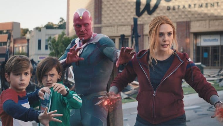 WandaVision é a primeira série da Marvel a vencer um Emmy