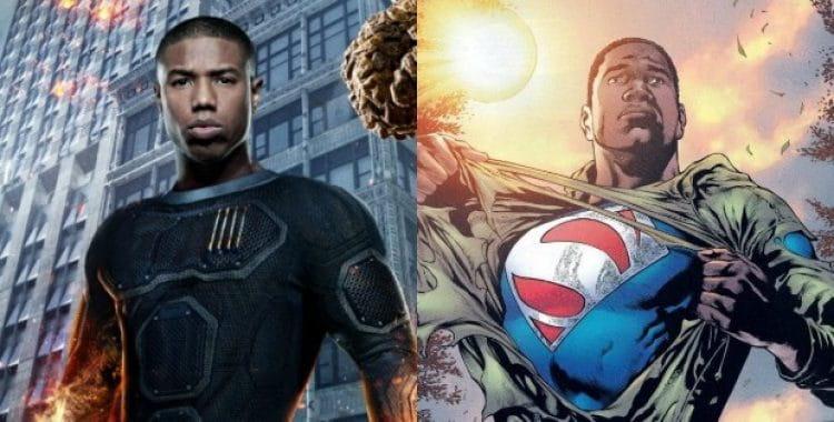 Warner Bros se reune com Michael B. Jordan para falar sobre um novo Superman
