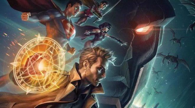 Warner lança oficialmente três animações da DC no Brasil esse mês