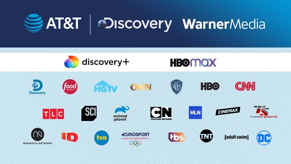 WarnerMedia e Discovery tem fusão confirmada pela AT&T