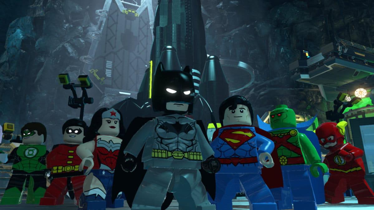 WB Games faz promoção de jogos LEGO para dia das crianças